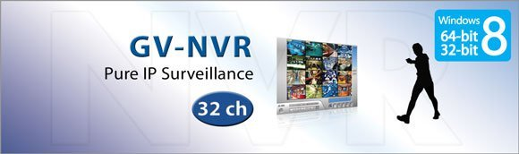 NVR 8 canale GV-NVR/R8