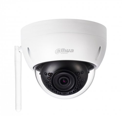 Camera MINI-DOME WIFI de exterior 4MP