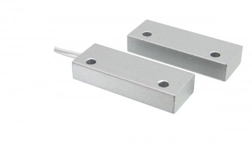 Contact magnetic aparent pentru usi metalice MET 200