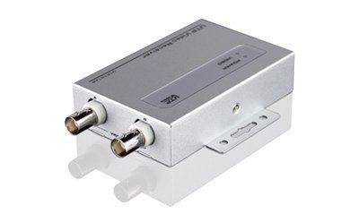 Video transceiver BNC (male) la UTP - receptor activ