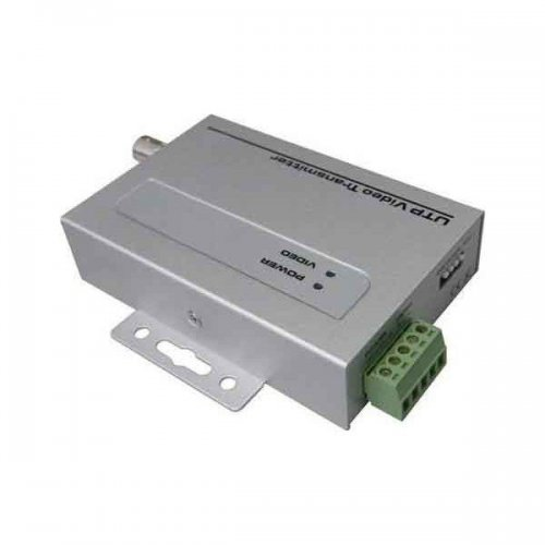 Video transceiver BNC (male) la UTP - transmitator activ