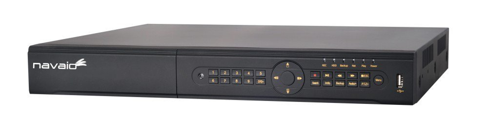 NVR 16 canale H.264, PoE