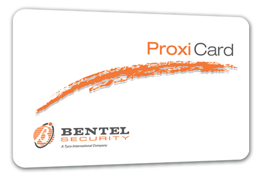 cartela de proximitate PROXI-CARD
