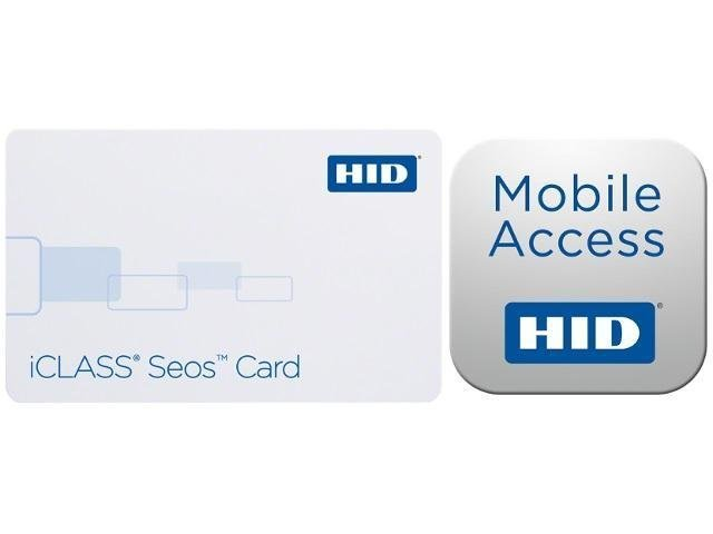 Mobile Admin Card