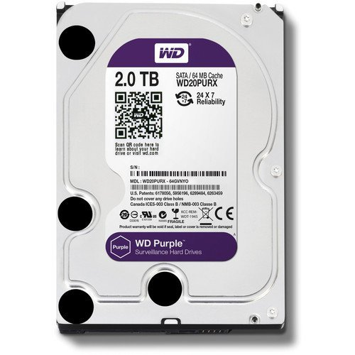 Hard Disk 2TB Western Digital