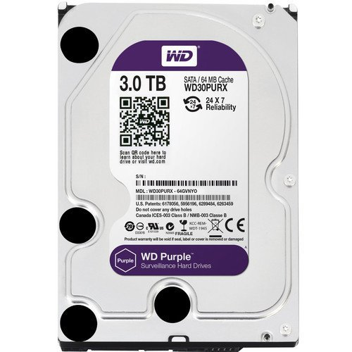 Hard Disk 3TB Western Digital