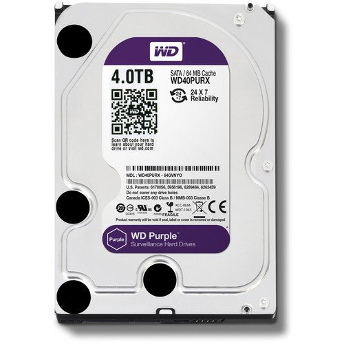 Hard Disk 4TB Western Digital