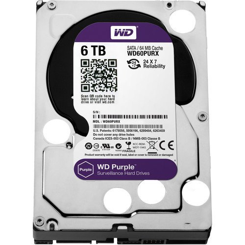 Hard Disk 6TB Western Digital